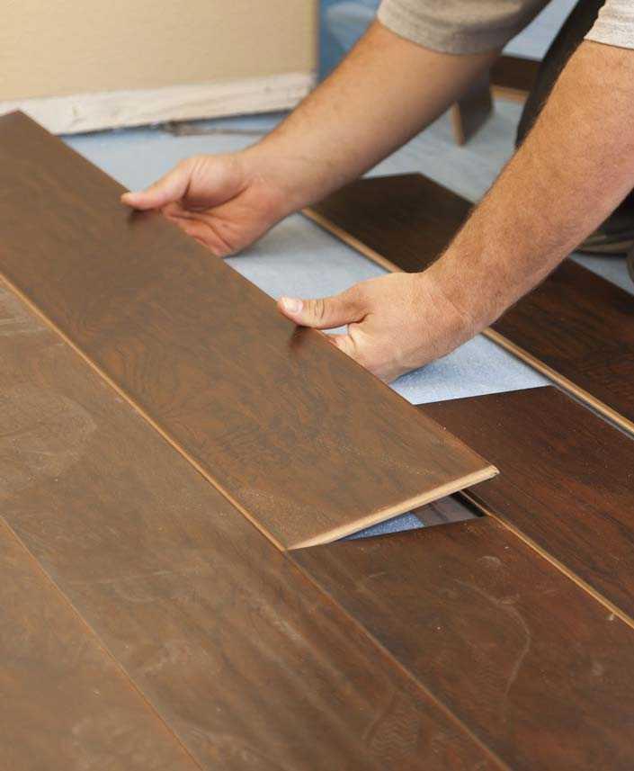 Laminate-Floor-Installation